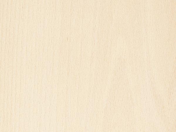 Hetre Bois Exterieur : Feuille placage bois brut Bilegno H?tre blanc ramageux N116 250×125