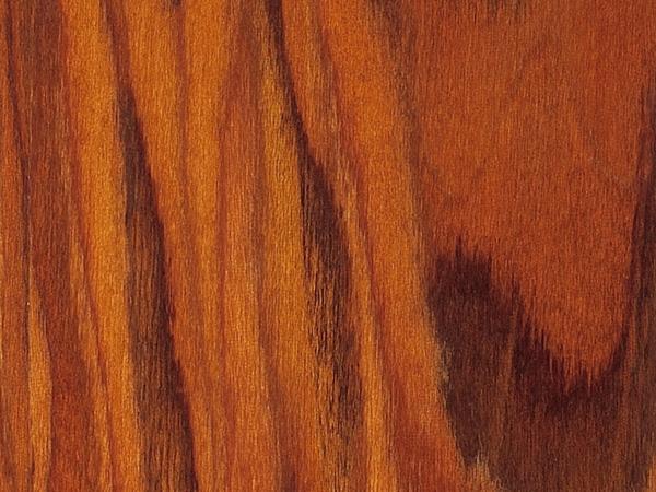 Feuille placage bois reconstitu sur stratifi alpikord palissandre santos 305x130 10 10mm - Feuille de stratifie ...
