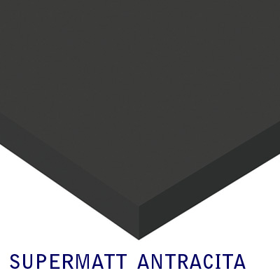 MDF Supermatt Luxe Alvic Anthracite 18mm 275x122